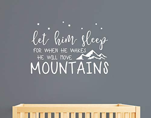 Top 10 Move Mountains Decor