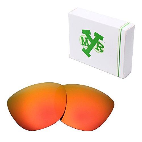 Mryok UV400 Replacement Lenses for Oakley Frogskins - Fire - Oakley Frogskins Lenses