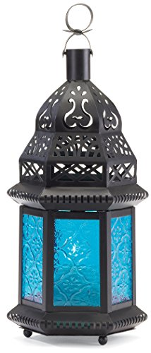 (One Piece ) Candle Lantern- Lantern Blue Moroccn From Ma...