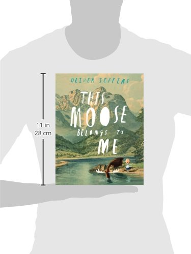 This Moose Belongs to Me by Jeffers, Oliver (Image #1)