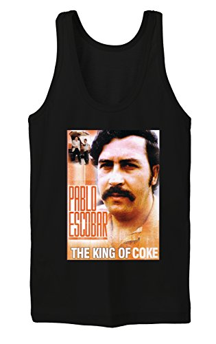 Pablo King Tanktop Girls Nero