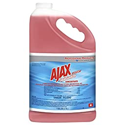 Ajax 04963 Expert Liquid Sanitizer, 1 gal (Pack of 4)