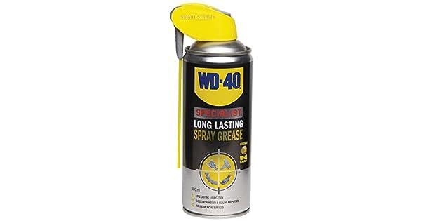 Amazon.com: WD-40 Specialist 44217 400 ml Especialista Larga ...