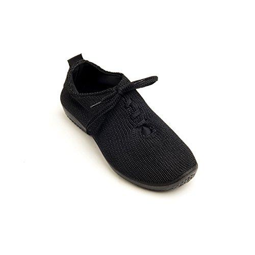 Arcopedico 1151 LS Womens Oxfords Shoes, Black, Size - 39