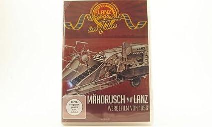 DVD Cortacesped con Lanz: Pelicula de propaganda de 1956 , Modelo ...