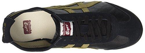 Onitsuka Tiger Mexico 66 Heren Sneakers Zwart Zwart