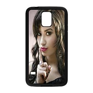 Unique Phone Case Design 7Famous Singer Demi Lovato- For Samsung Galaxy S5