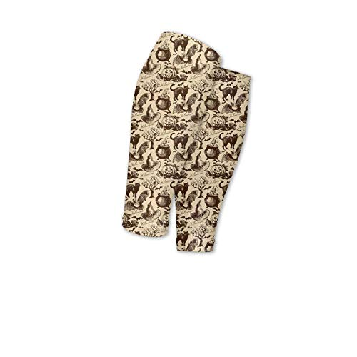 Duinjd Halloween Decor Calf Compression Sleeve for Men/Women