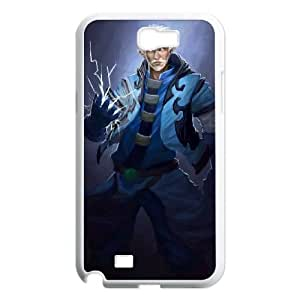 Samsung Galaxy N2 7100 Cell Phone Case White Defense Of The Ancients Dota 2 ZEUS 004 UN7246752