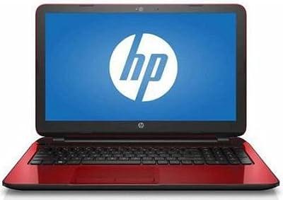 "HP 15.6"" HD Laptop Computer, Intel Pentium Quad-Core N3540 Processor up to 2.66GHz, 4GB RAM, 500GB Hard Drive, DVDRW, Webcam, HDMI, RJ45, WIFI, Windows 10 Home, Flyer Red (Certified Refurbishd)"