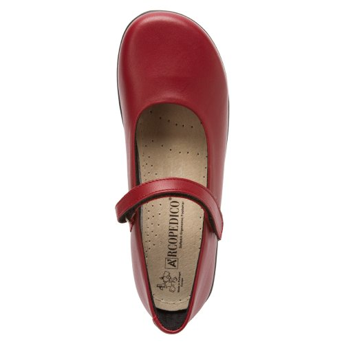 Arcopedico Womens Scala Red
