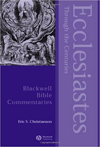 Image result for ecclesiastes through the centuries