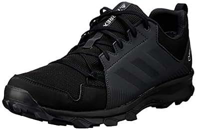 adidas Men's TERREX Tracerocker GTX Trail Running Shoes, Core Black/Core Black/Carbon, 6.5 US