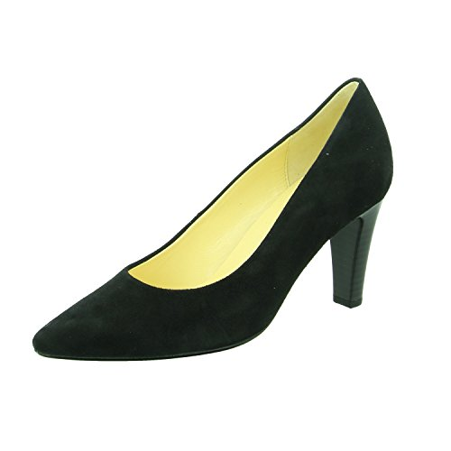 Gabor Women's 6128017 Court Shoes Black kt6qapv79