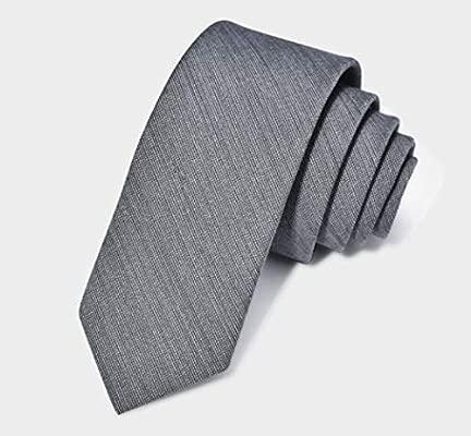 WYIZHANGCorbata para hombre Corbata de negocios Edición coreana ...