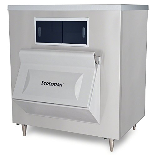 Scotsman BH1600SS-A Upright Modular Ice Bin, Storage Capacity 1375 lb.