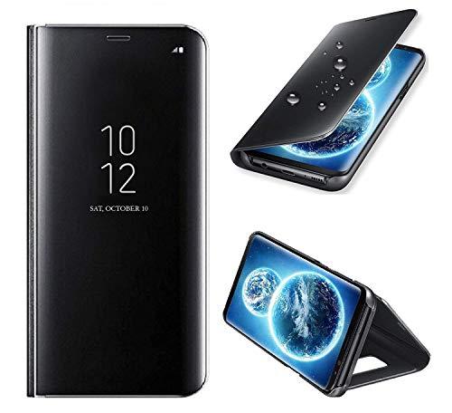 Galaxy S7 Edge Case Cover, Smart Case, Clear View, Mirror