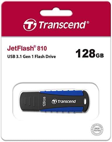 Transcend 128gb Jetflash 810 Usb 3 1 Gen 1 Usb Stick Computer Zubehör