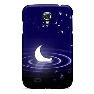 Afy236SjeU Chenzong Moon Durable Galaxy S4 Tpu Flexible Soft Case