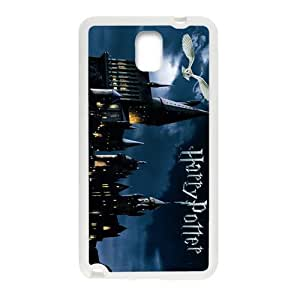 The Castle In Harry Potter Cell Phone Case for Samsung Galaxy Note3