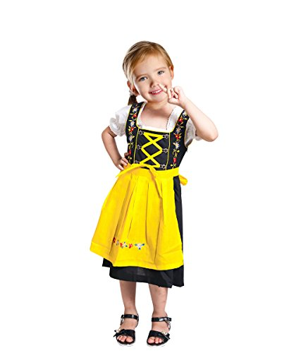 German Baby Outfit - Children-s Dirndl Dik05 3 pcs. Size