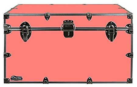 7c7b648fcad80 Amazon.com: Graduate Footlocker Trunk 32x18x18.5: Kitchen & Dining