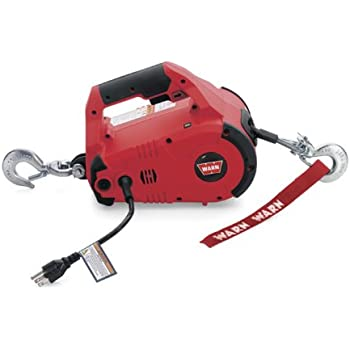 Amazon warn 885000 corded pullzall 120v ac automotive warn 885001 pullzall hand held electric pulling tool corded 120v csa 1000 lb capacity pullzall hand held electric pulling tool fandeluxe Gallery