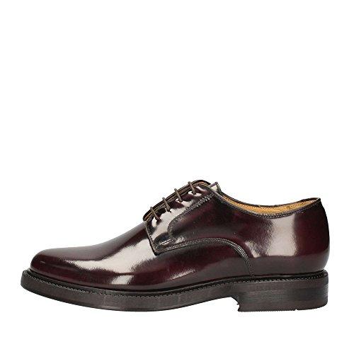 Hudson 900 Lace Up Shoes Homme Bordeaux 42