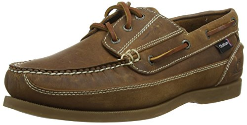 Marron Walnut Brown Homme Bateau Chaussures Chatham Rockwell 8FWSZpqH