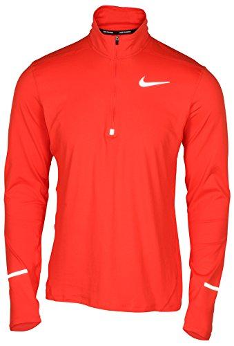 Homme Manches Longues Orang Orange Element Nike max zipp Maillot Pour Semi IBSqYt