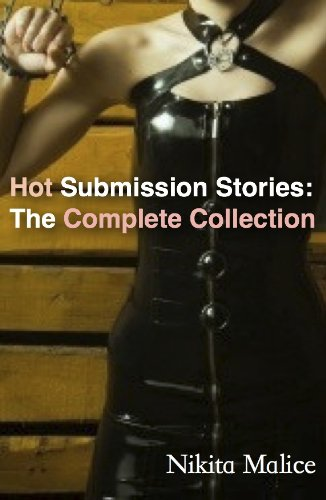 4 TALES OF SUBMISSION--A Kinky Bundle of Domination and BDSM Short Stories from Steam Books