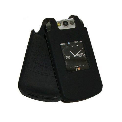 Xentris OEM BlackBerry Silicone Skin Case Pearl Flip 8220 8230, ()
