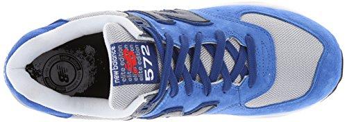 New Balance Heren Mrt572 Classic Hardloopschoen Blauw / Grijs