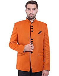Orange Sport Coat Blazer
