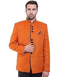 Orange Sport Coat Blazer