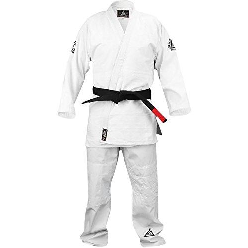 Gracie Jiu-Jitsu Classic GI - 3 - White