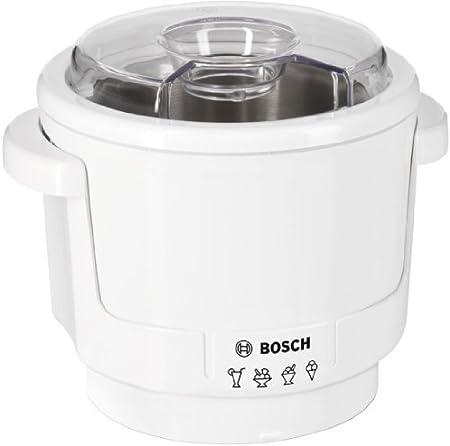 Bosch MUZ5EB2 Accesorio heladera compatible con robots de cocina MUM5, más de 0.5 l de helado: Amazon.es: Hogar