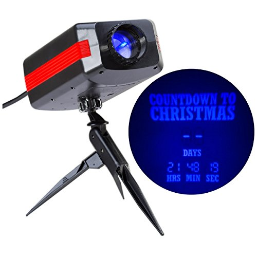 Christmas Countdown Outdoor Light