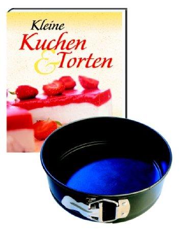 Kleine Kuchen & Torten, m. Springform (Durchmesser 19 cm)