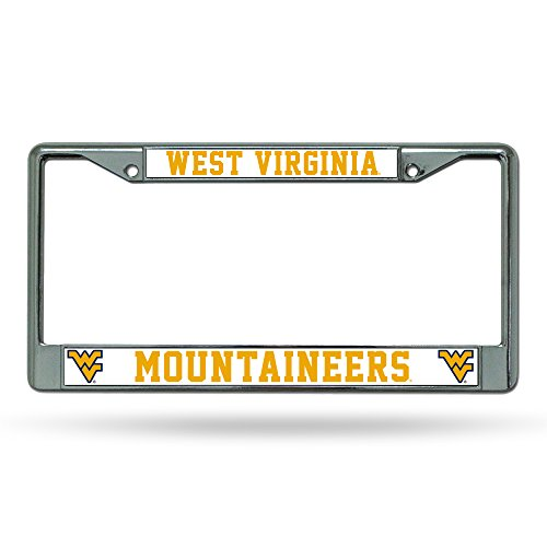 Virginia Mountaineers Chrome Plate Frame product image
