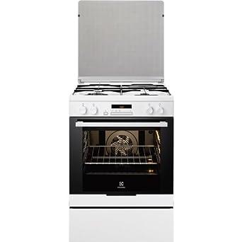 acheter en ligne bccf8 53027 Electrolux EKM6770AOW Cuisinière Combi A-20% Blanc four et cuisinière -  Fours et cuisinières (Cuisinière, Blanc, Rotatif, Devant, Combi, Small)