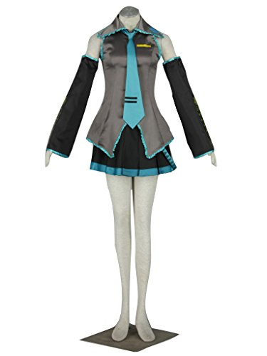 Miku Hatsune Cosplay Costume (Dazcos Hatsune Miku Women Cosplay Costume (Women S))