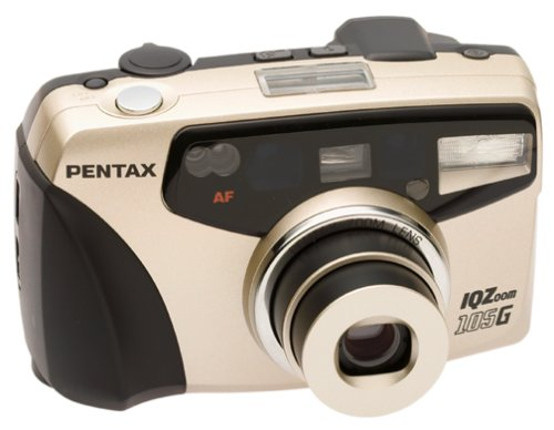 (Pentax IQ Zoom 105G 35mm Camera)
