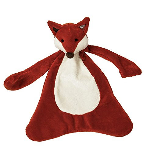 Maison Chic Pacifier Blankie, Rusty The Fox