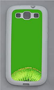 Samsung Galaxy S3 I9300 Cases & Covers - Delicious Kiwi Custom TPU Soft Case Cover Protector for Samsung Galaxy S3 I9300 - White