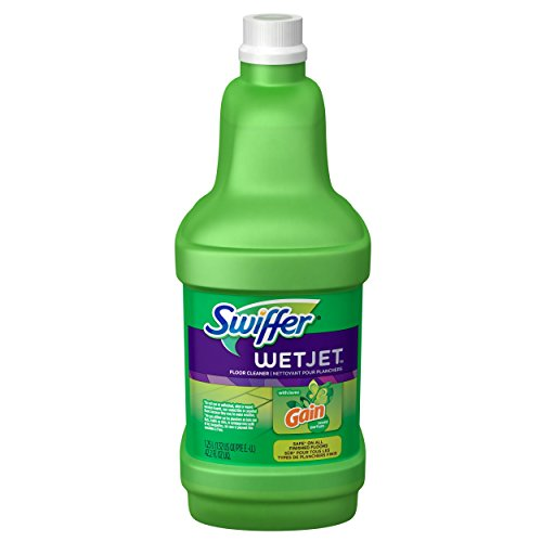 Swiffer Wetjet Multi Purpose Floor Cleaner Solution Wet