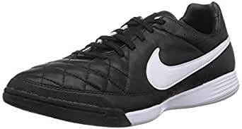Nike Tiempo Legacy Indoor (BLACK/WHITE) (9.5)