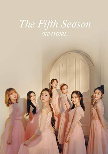 WM OH My Girl - The Fifth Season [Photography Cover ver.] (Vol.1) CD+136p Photobook+3Photocards+1Museum Ticket+1POP-UP Card+Folded Poster