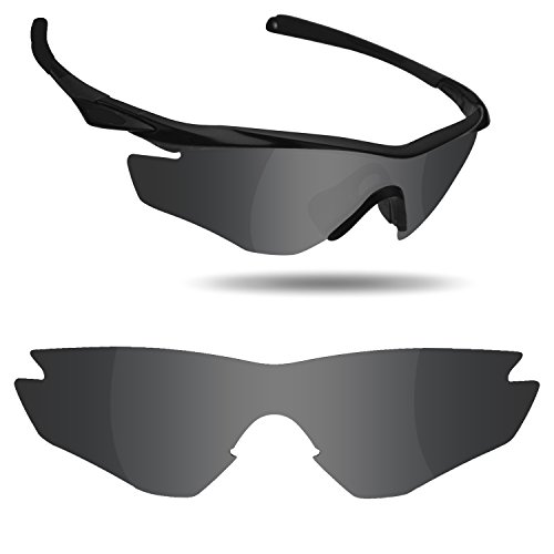 d865bb1190 Fiskr Anti-saltwater Replacement Lenses for Oakley M2 Frame Sunglasses -  Various Colors by Fiskr