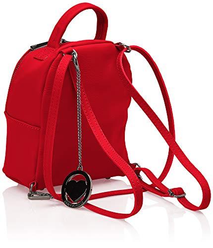Chicca Rouge Borse Dos rosso Portés Sacs Cbc7701tar rzrwXBqn8